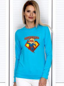 bluzy damskie bez kaptura